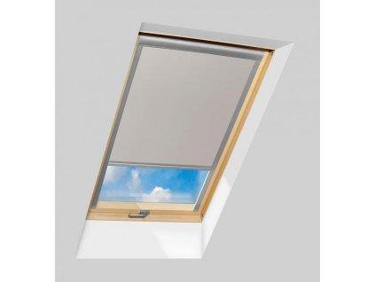 Zatemňující roleta FAKRO ARF II - VÝPRODEJ (Rozměr okna 05 78x98 BARVA 055)