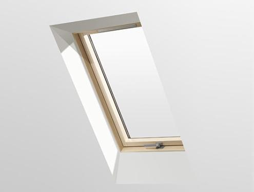 údržba strešných okien