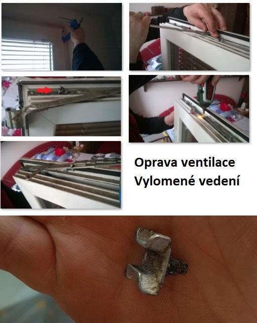 oprava-ventilace-okna