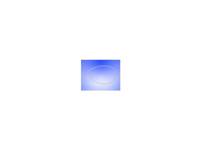 Silonová struna fixační 0,8 mm průhledná