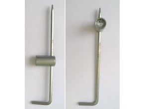 serizovaci klic 4 imbus a cep Roto na kovani oken