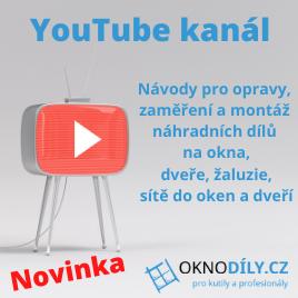 Youtube kanal - návody, zaměření , montáže