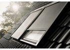 VELUX - venkovní markýza solární -dálkové ovládání