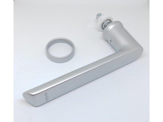 C0-stříbrná matná