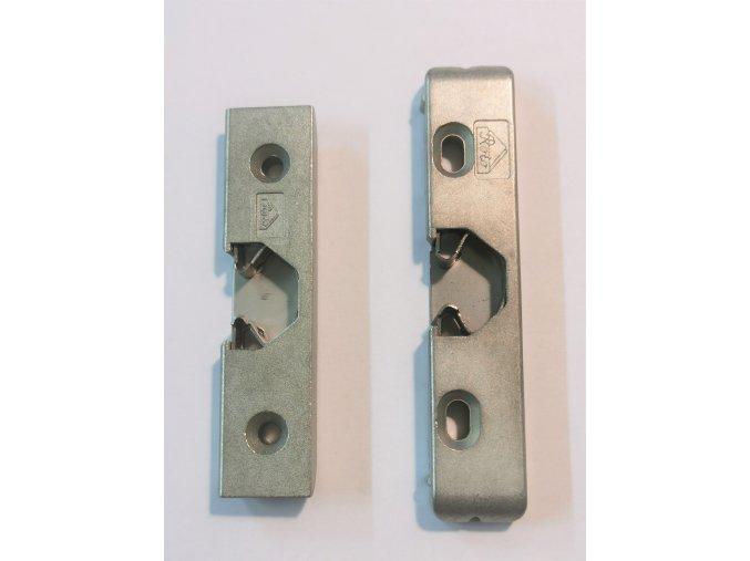 Dveřní západka ROTO NT pro 1-křídlé EURO dveře
