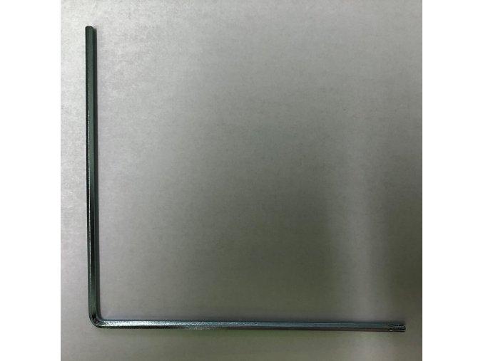 Klíč seřizovací SW2,5/2,5 T10