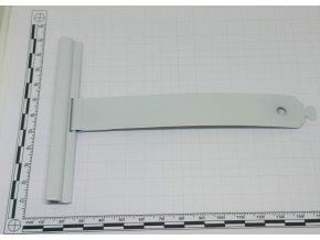 Pérová pojistka - závěs s ocelovým páskem