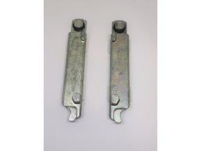 SCHÜCO křídlový protikus pro sklápění S243023/S243024