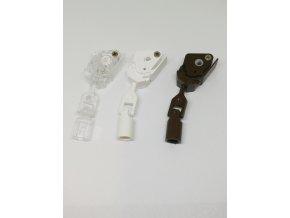 Šnekový mechanismus překlápěcí s kardanem