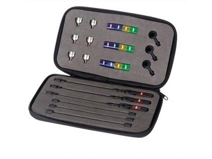 JRC Kurve Indicator System Set Signalizátory záběru 3 kusy