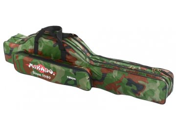 holdall 2 comp. 80 cm camouflage 10259
