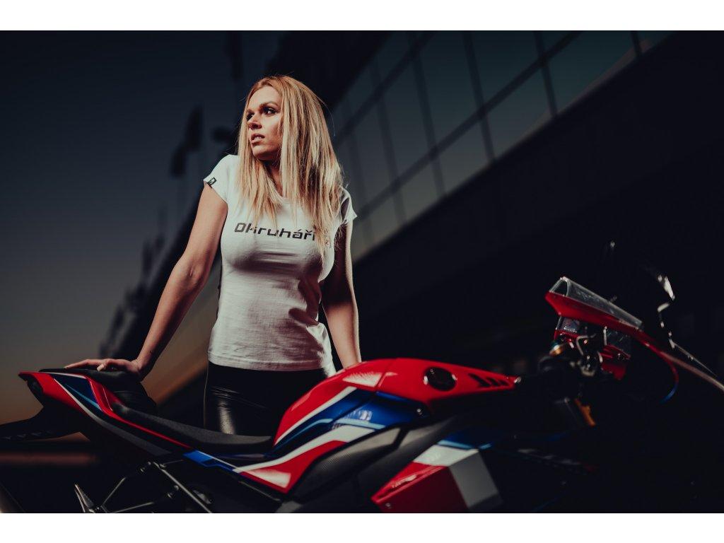 dámské tričko okruháři