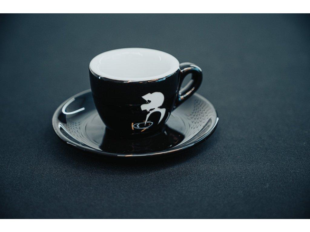 espresso hrnek pro motorkáře RIDER