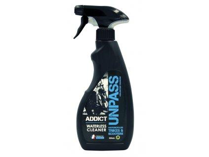 UNPASS ADDICT čistící a leštící přípravek