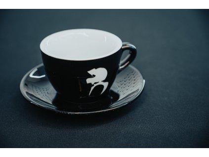 cappuccino hrnek pro motorkáře RIDER