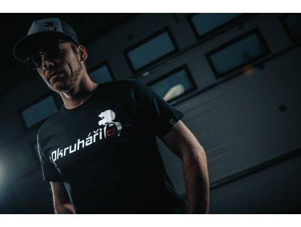 tričko pro motorkáře OKRUHÁŘI
