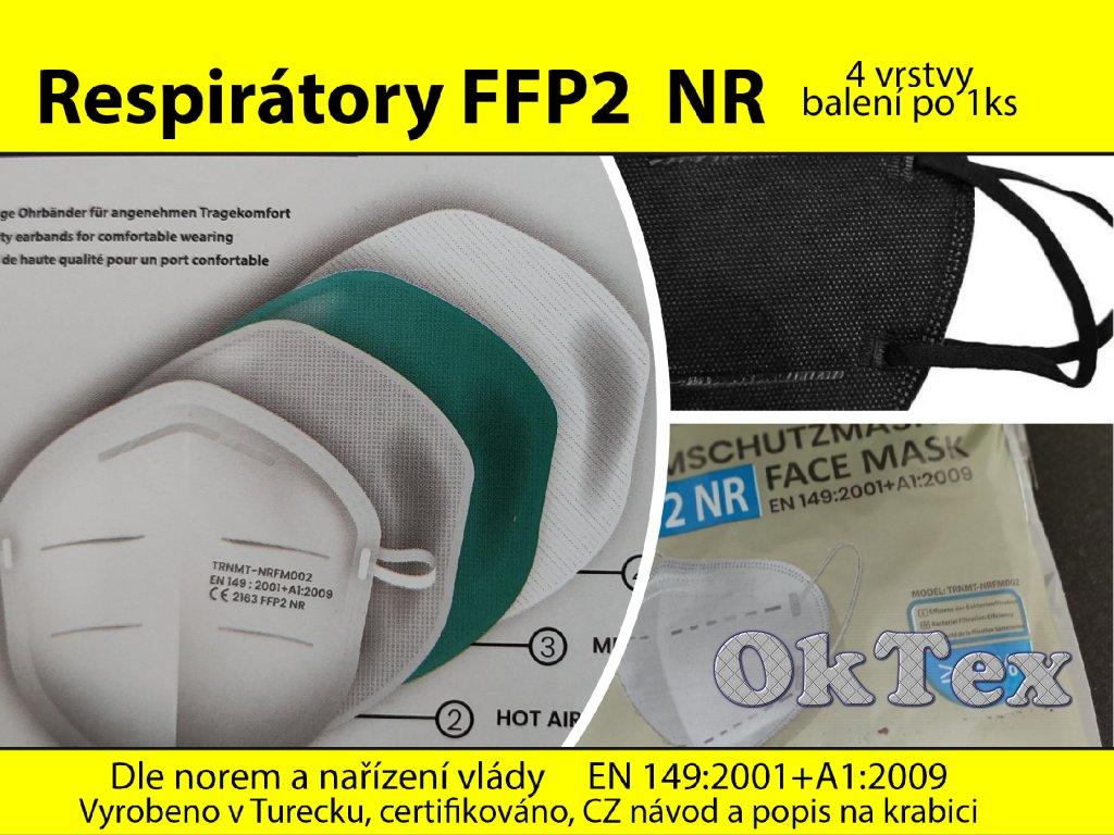 FFP2 4vrstvy