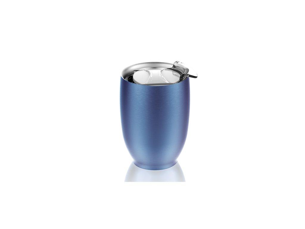 Termo hrnek IMPERIAL COFFEE 300ml modrý