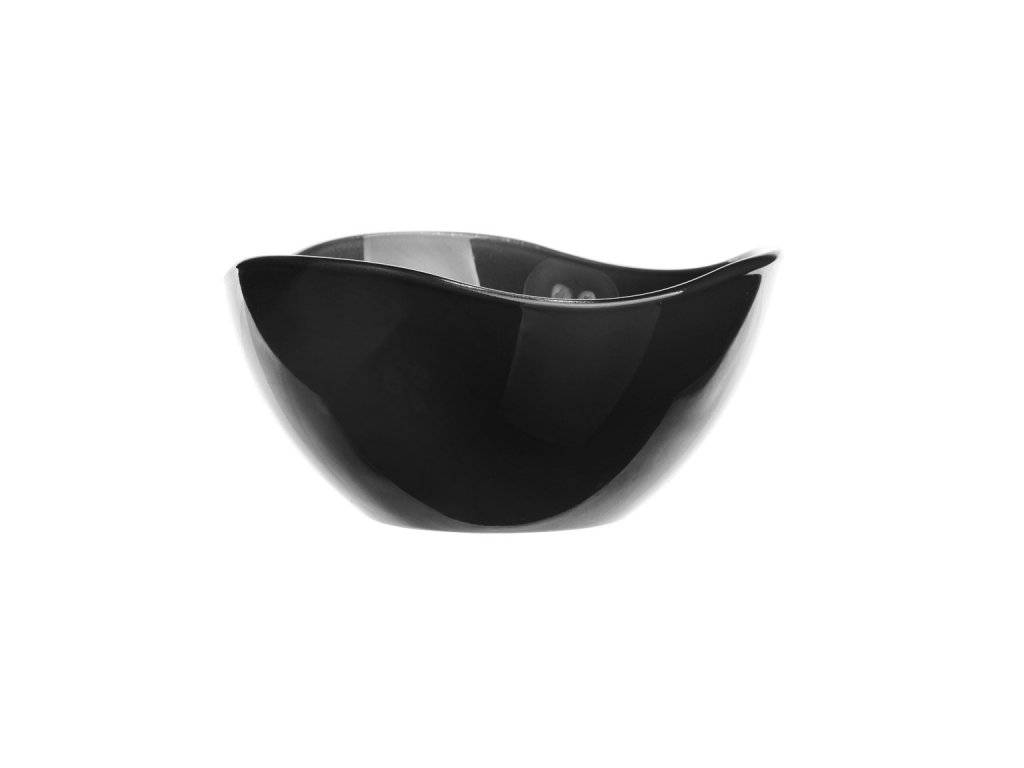 Salátová miska D-120 černá