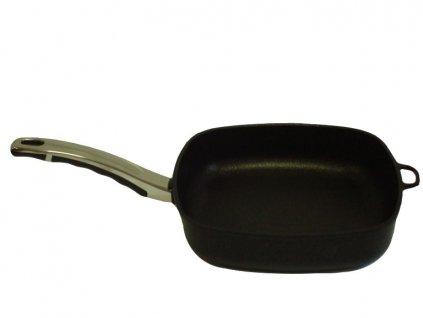 Titanová pánev hranatá 26x26x6,5 cm BAF Gigant