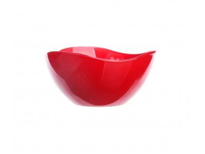 Salátová miska - červená