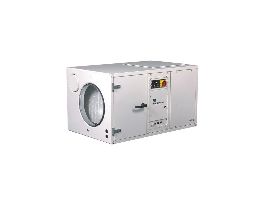 Bazénový odvlhčovač Dantherm CDP 75  + okamžitý ⟲ CASHBACK 19.600,-Kč + dárek domácí odvlhčovač