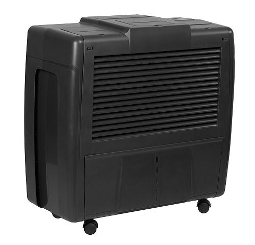 Zvlhčovač vzduchu s ionizací a bezdrátovým čidlem Brune B 280 Funk Barva: antracitová, Doplňování vody: automatické doplňování vody /AWZ, Desinfekce: s UV desinfekční technologií