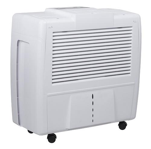 Zvlhčovač vzduchu s ionizací a bezdrátovým čidlem Brune B 280 Funk Barva: bílá, Doplňování vody: automatické doplňování vody /AWZ, Desinfekce: s UV desinfekční technologií