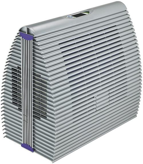 Zvlhčovač vzduchu s UV desinfekcí Brune B 300 Doplňování vody: manuální doplňování vody 3-6000
