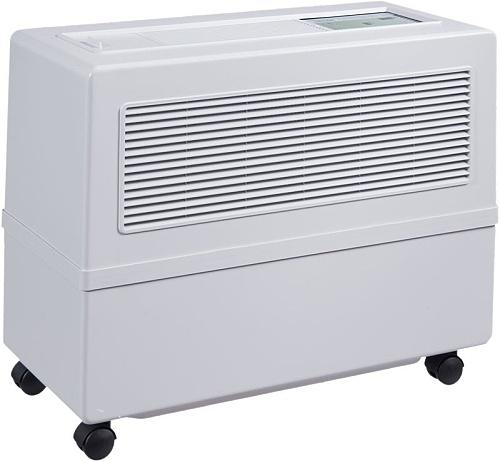 Zvlhčovač vzduchu Brune B 500 Professional Barva: šedá, Doplňování vody: automatické doplňování vody /AWZ, Desinfekce: s UV desinfekční technologií 1002/1799/1720