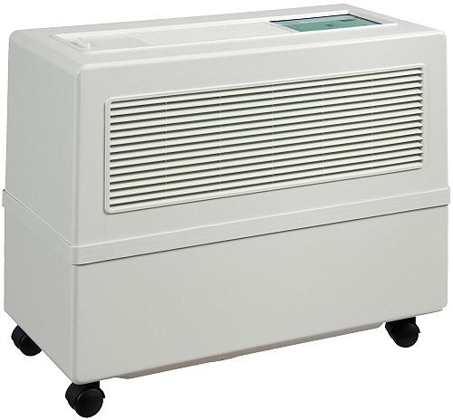 Zvlhčovač vzduchu Brune B 500 Professional Barva: bílá, Doplňování vody: automatické doplňování vody /AWZ, Desinfekce: s UV desinfekční technologií 1001/1799/1720