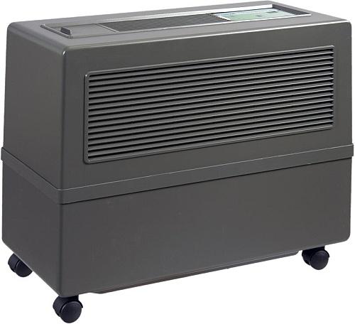 Zvlhčovač vzduchu Brune B 500 Professional Barva: antracitová, Doplňování vody: manuální doplňování vody, Desinfekce: s UV desinfekční technologií 1004/1720