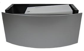 Dantherm Nádoba na kondenzát / CDF10 Barva: kovově šedá 351615