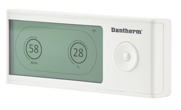 Dantherm Dálkový ovladač DRCI / CDP-CDF 093455
