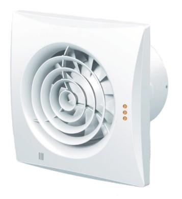 Dantherm Externí ventilátor / CDP Provedení: Q=100 m3/h (97m3/h) 094339