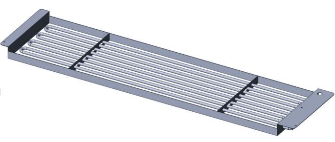 Dantherm Elektrický topný článek 2kW / CDP-CDF Provedení: CDP 40-40T / CDF 40 094336