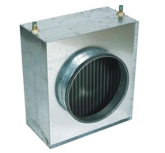 Dantherm Potrubní teplovodní topný článek / CDP Provedení: CDP 75-125 570027
