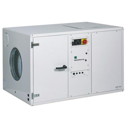 Bazénový odvlhčovač Dantherm CDP 125 Provedení: vzduchem chlazený kondenzátor, Napájení: 3x400V 351554