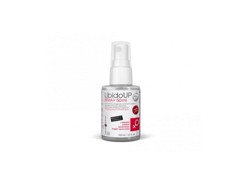 Libido up spray