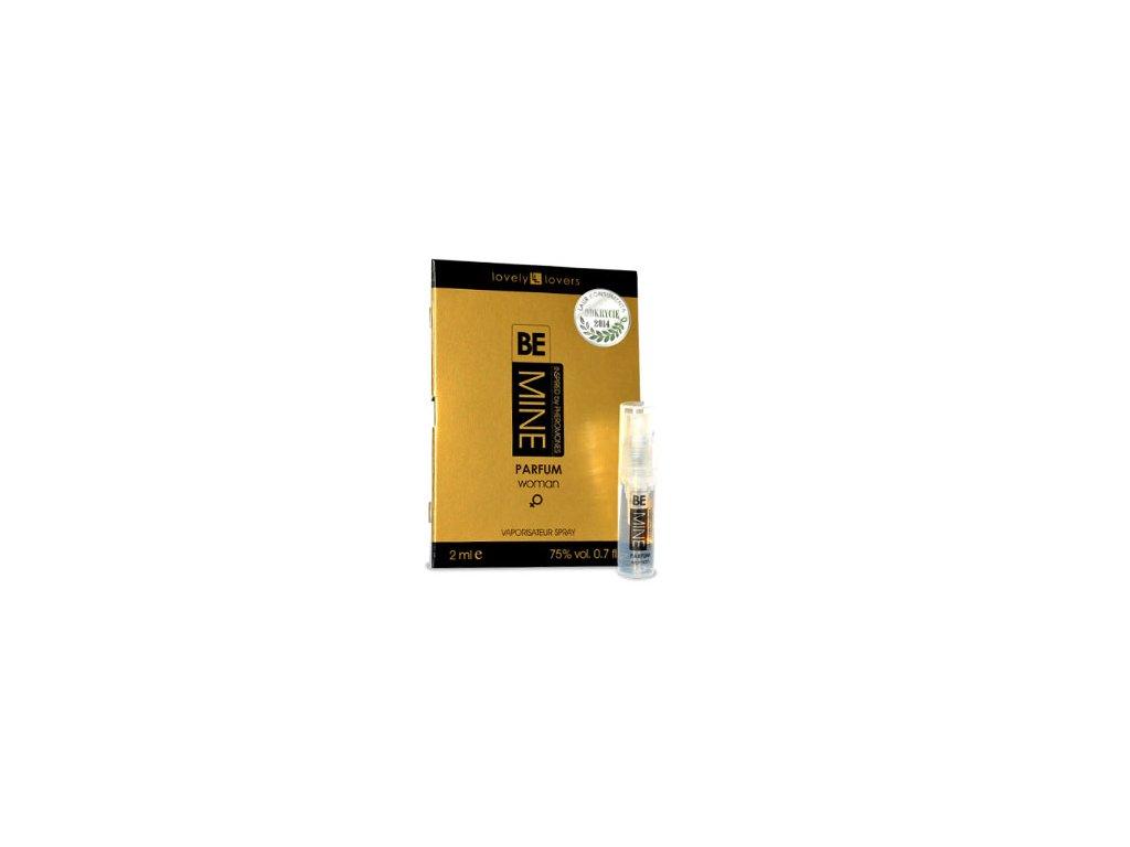 Parfém s feromónmi BeMINE 2ml pre ženy