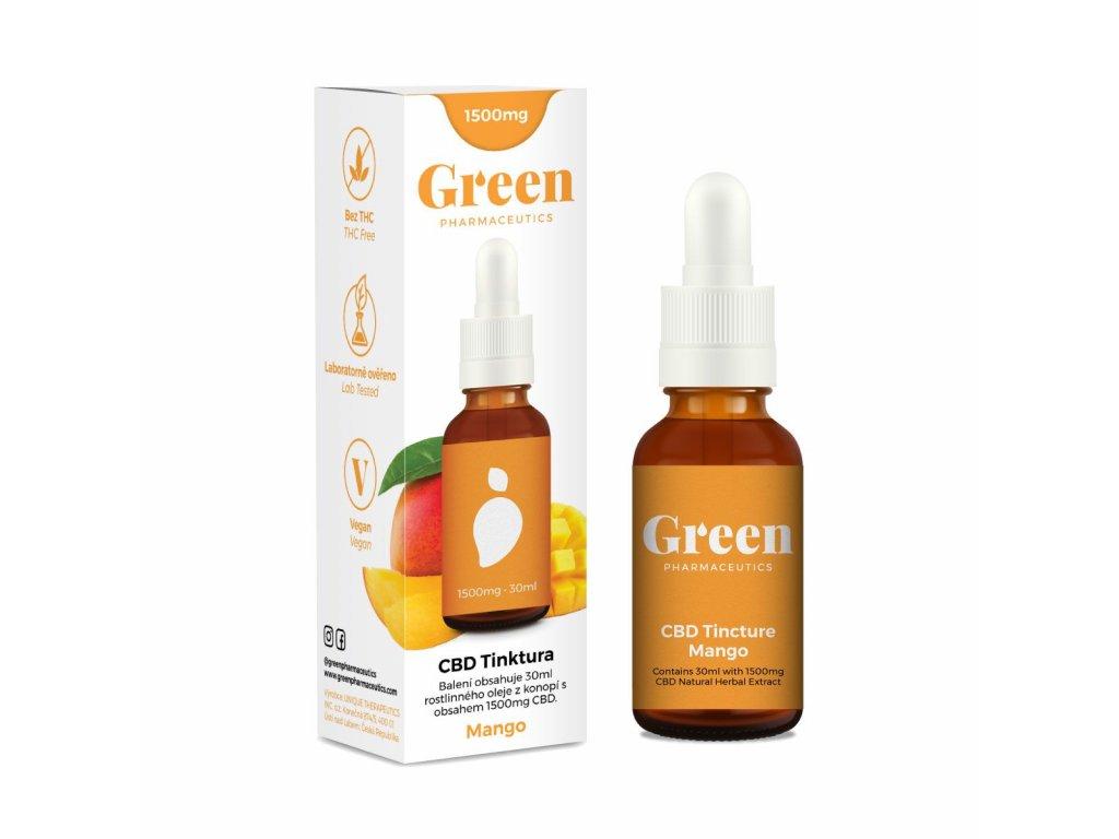 Green Pharmaceutics Tincture Mango