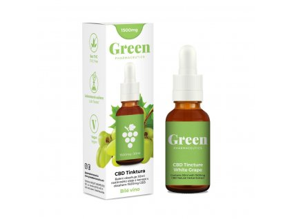Green Pharmaceutics Tincture White Grape
