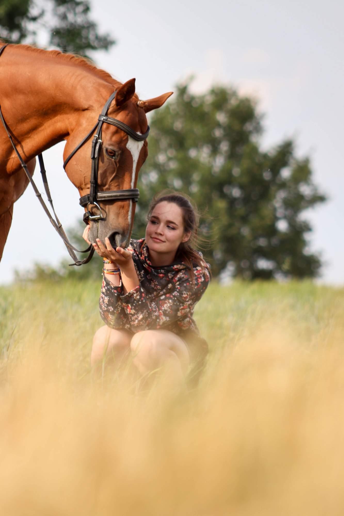Fotografování s koňmi