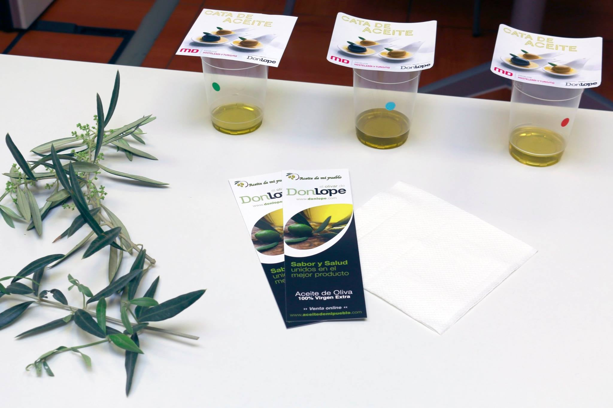 Kvalita olivového oleja DonLope
