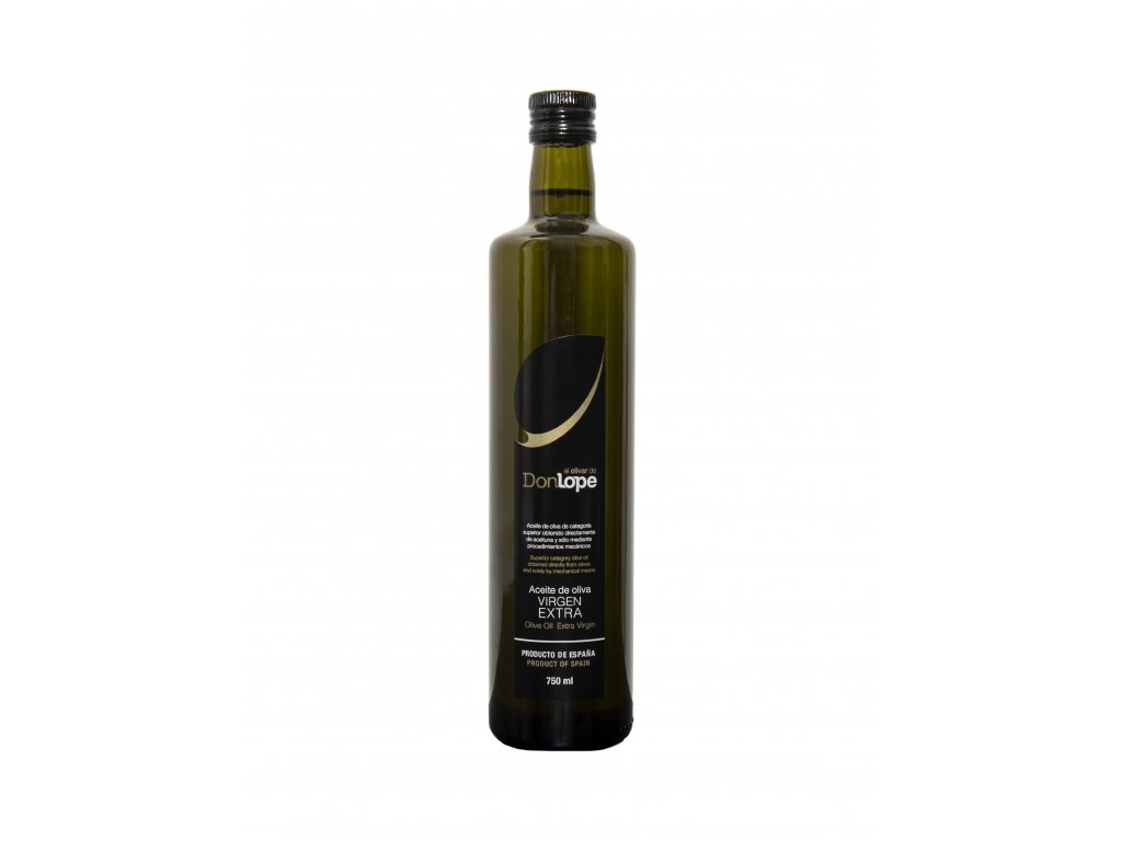 Extra panenský olivový olej Donlope 0,75 l
