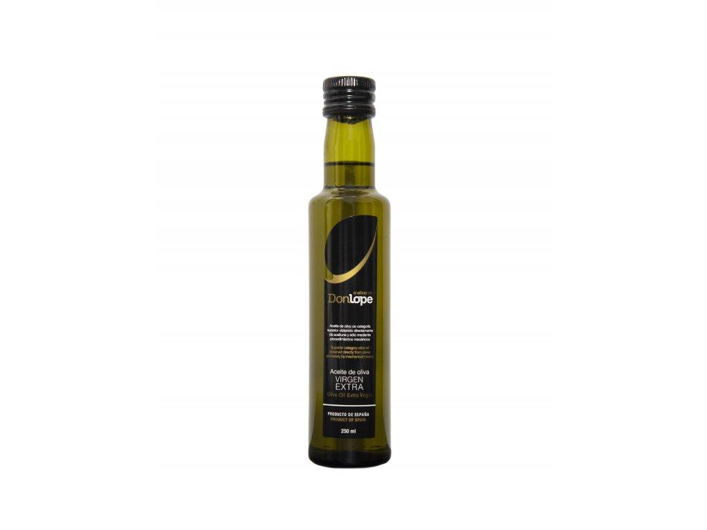 Extra panenský olivový olej Donlope 0,25 l
