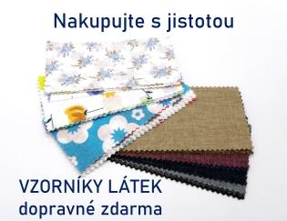 Vzorníky doprava Zdarma