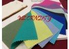 barevné plátno v šíři 220cm praní 60°C
