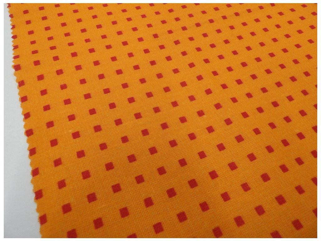 HABINA 213239 2 2 Malé kostky oranžové 4