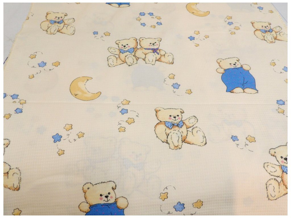 HAFLE 120 (211352-10-1 Medvídci žlutí )